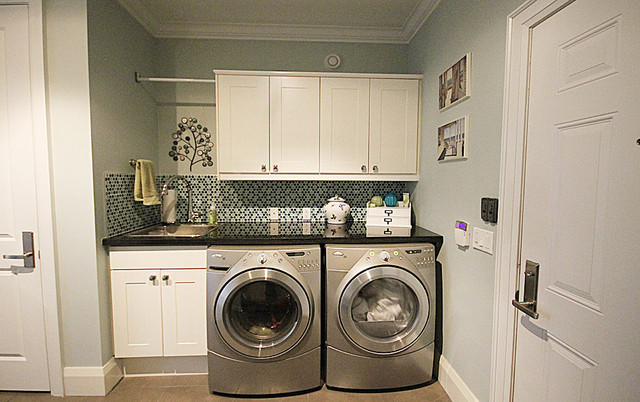 Interiors for Laundry room renovation