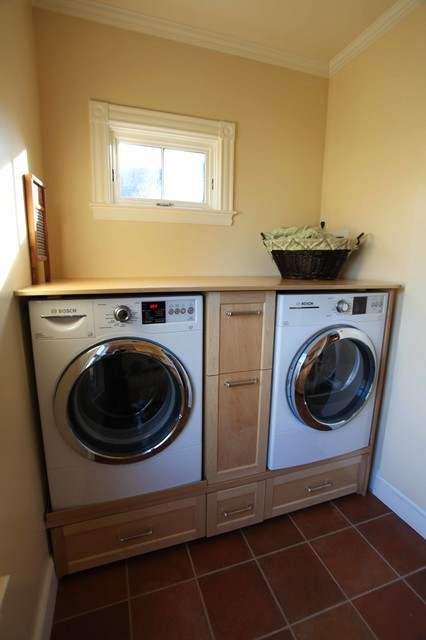 Jamaica Plain Bathrooms Butler S Pantry And Laundry