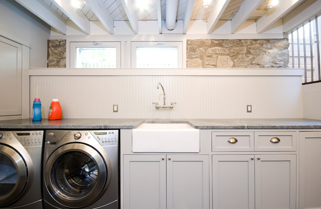 Jenifer St. Residence - Contemporary - Laundry Room - DC ...