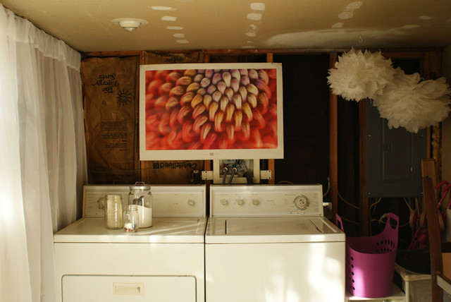 Jessica Rose's Home (vol25) eclectic-laundry-room