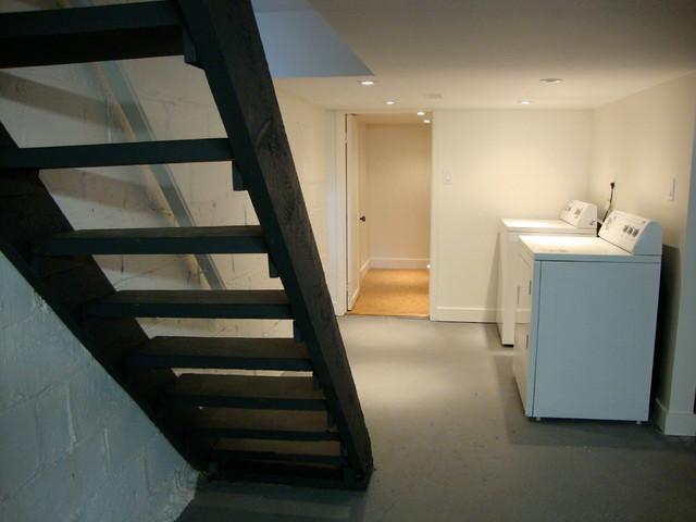 Kerr Renovation traditional-laundry-room