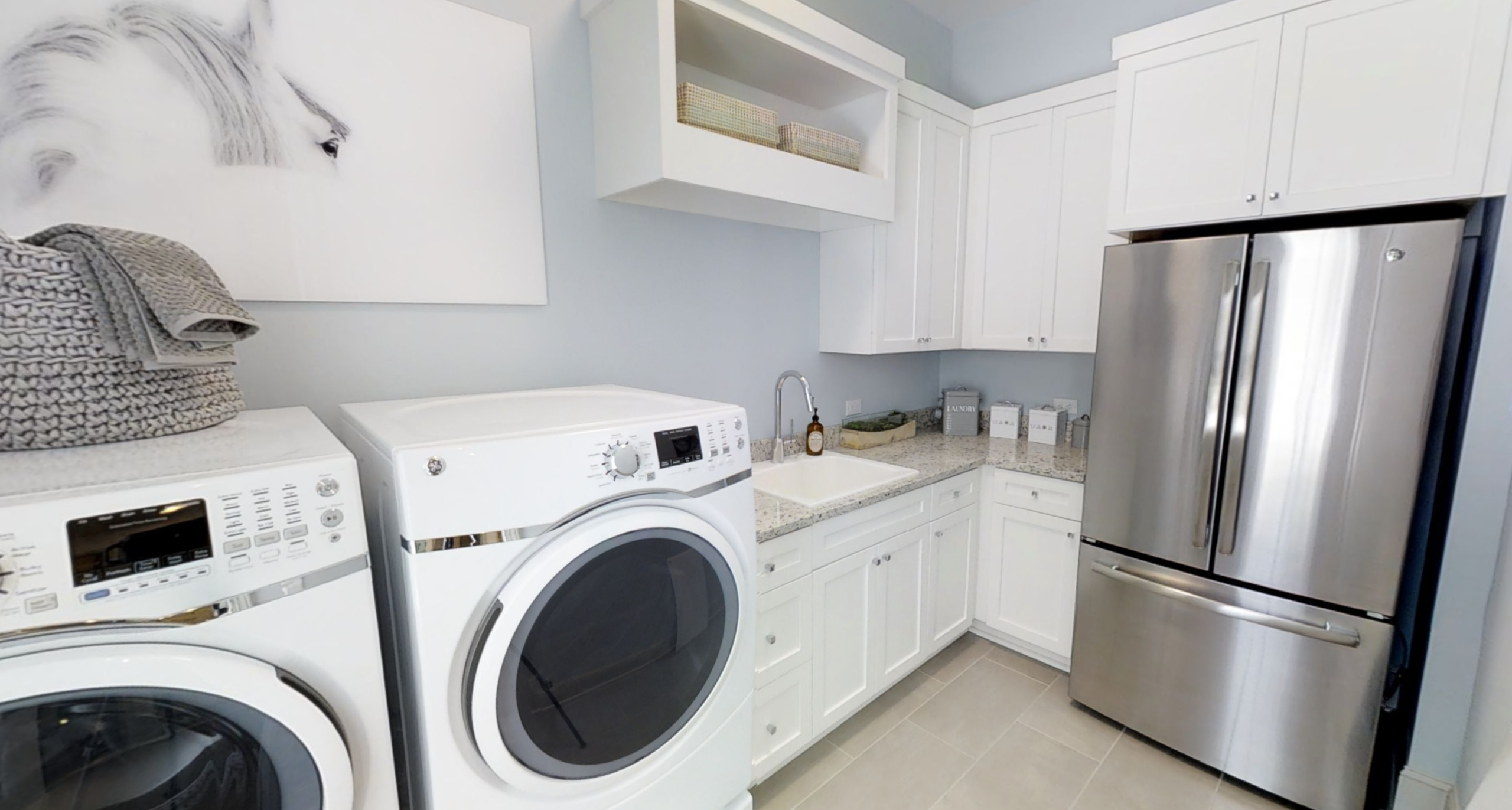 Kitchen, Bathroom, Laundry Room w/ AR Homes