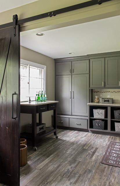 Ksi Designer Jennifer Wilson Transitional Laundry Room Detroit By Ksi Kitchen Amp Bath