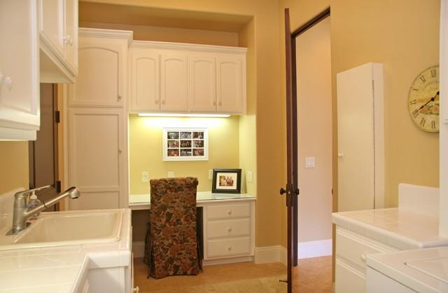 Landmark Builders laundry-room