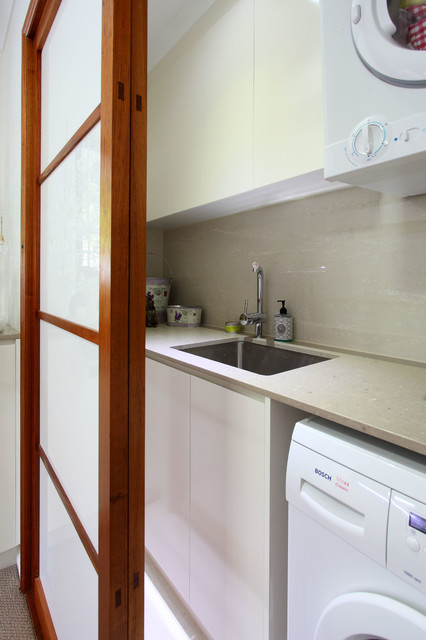 Laundries Asian Laundry Room Brisbane By Divine Renovation Pty Ltd