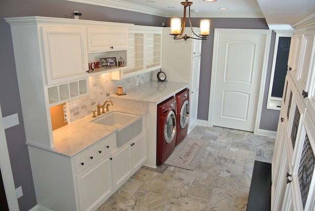 Laundry Amp Mud Room Contemporary Laundry Room