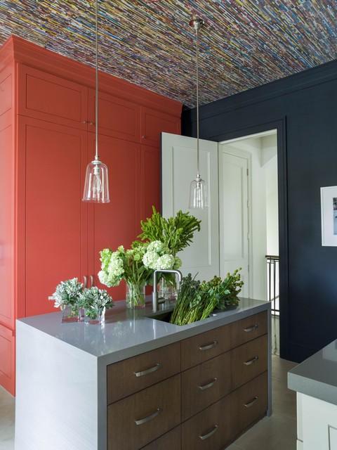 Laundry and mudroom moderno lavanderia san francisco for Idee moderne di mudroom
