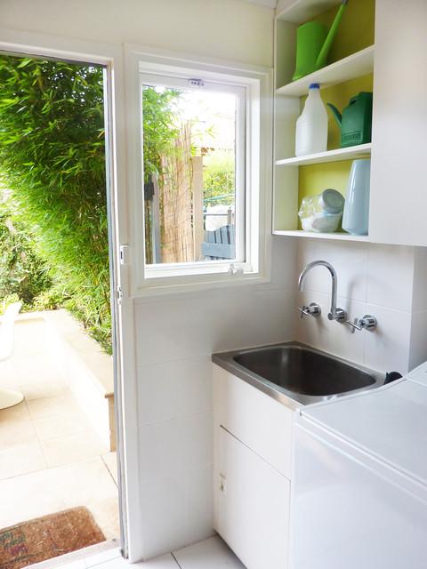 Laundry contemporary-laundry-room