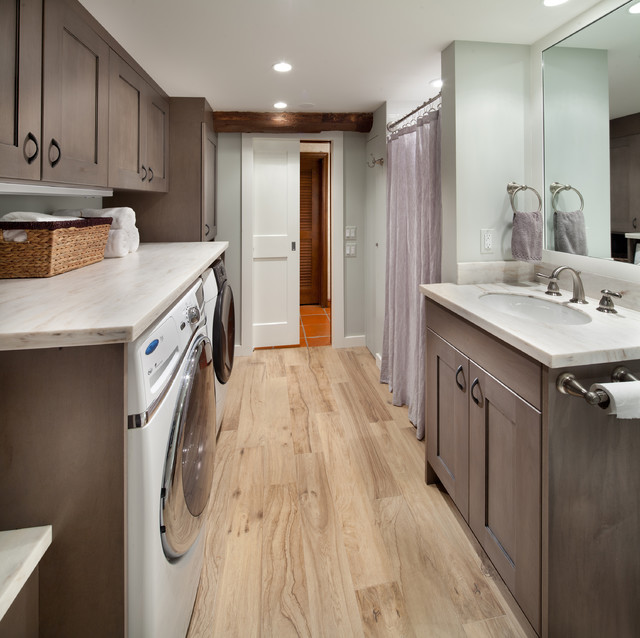 Laundry Bathroom Traditional Laundry Room Dc Metro By Anthony Wilder Design Build Inc