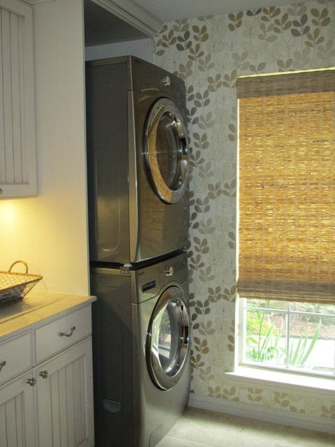 Laundry eclectic-laundry-room
