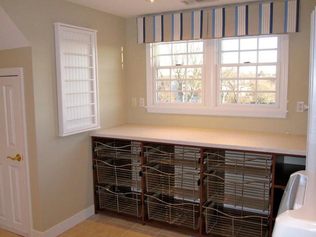 Laundry Folding Table Nancy LangwayExpert Closets