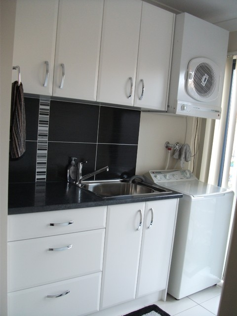Laundry Contemporary Laundry Room Brisbane By Great Indoor