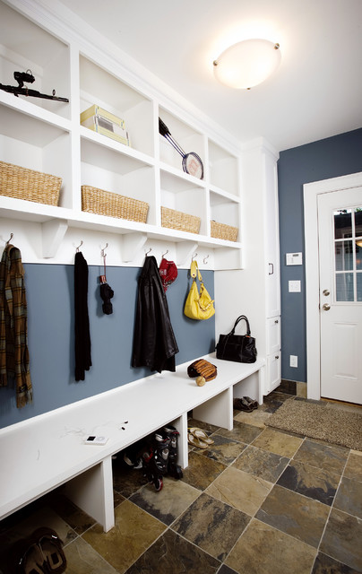 Laundry/Mudroom spaces traditional-laundry-room