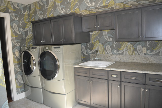 Laundry Redo Transitional Room Other By