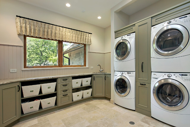 Laundry room for House plans with large laundry room