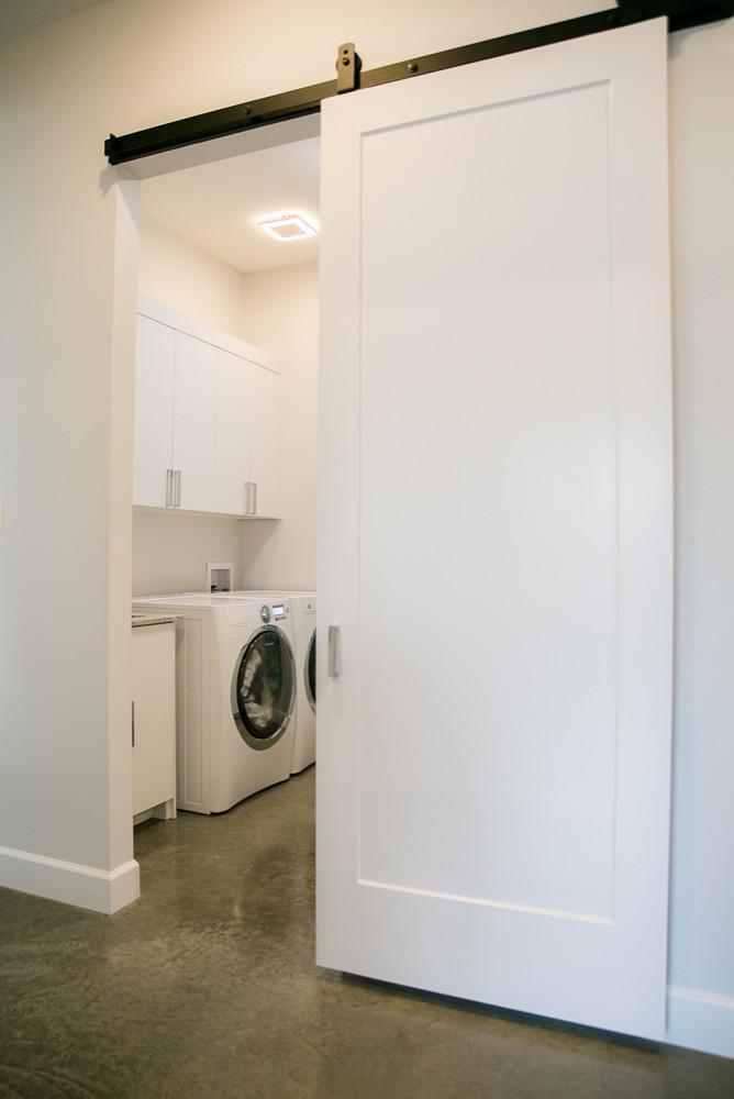 Laundry Room Access