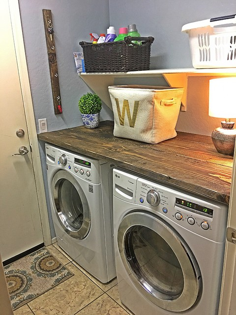 Laundry Room farmhouse-laundry-room