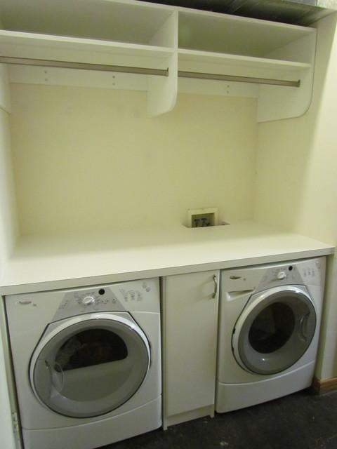 Laundry Room 1 - Traditional - Laundry Room - atlanta - by Atlanta Closet & Storage Solutions