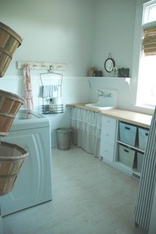 Laundry Room by Home & Harmony eclectic-laundry-room