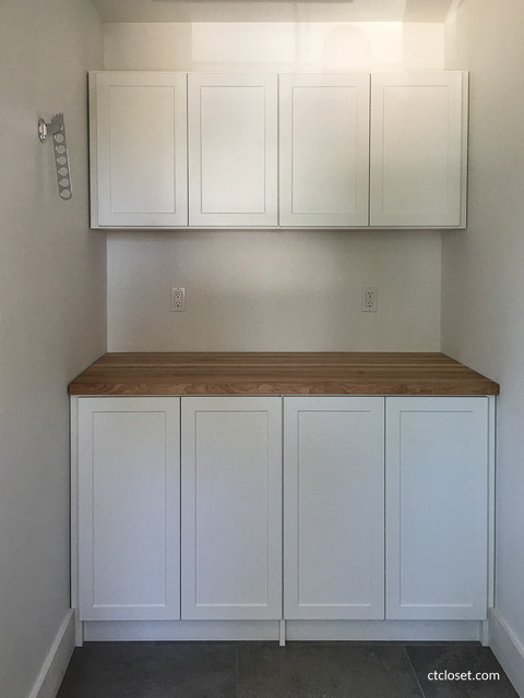 Laundry Room Cabinets - Transitional - Laundry Room - New York - by ...