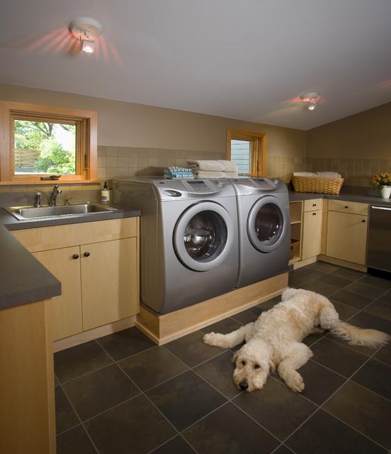 Houzz Laundry Room Small