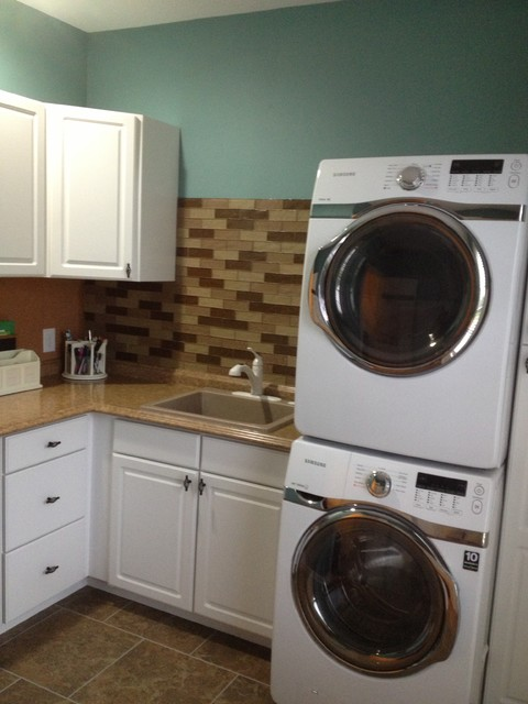 Laundry Room conversion traditional-laundry-room