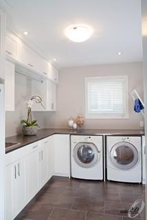 Laundry Room Design - Contemporary - Laundry Room - other metro - by Studio 2.0 Interior Design ...
