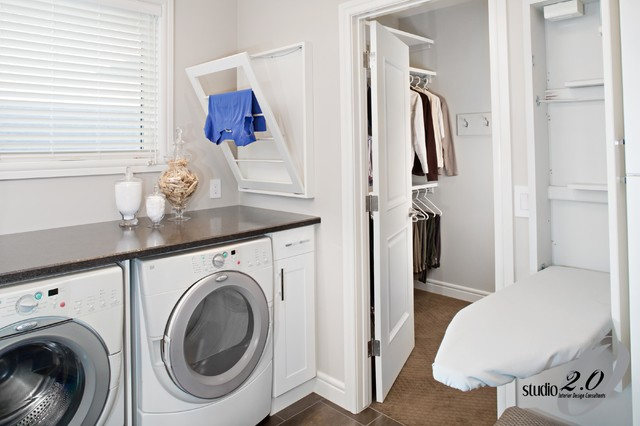 Laundry Room Design Contemporary