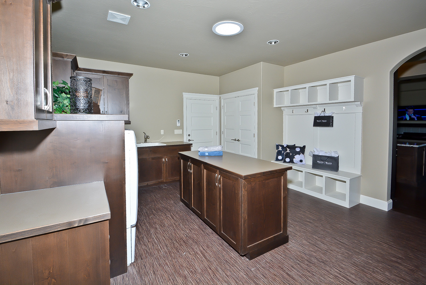 Laundry Room Designs by Cotner Building