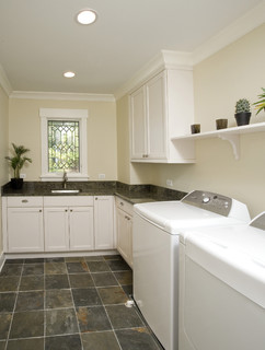 Laundry Room Craftsman Laundry Room Chicago By