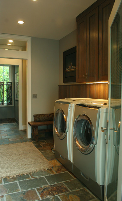 Laundry Room contemporary laundry room