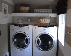 Laundry Room eclectic-laundry-room
