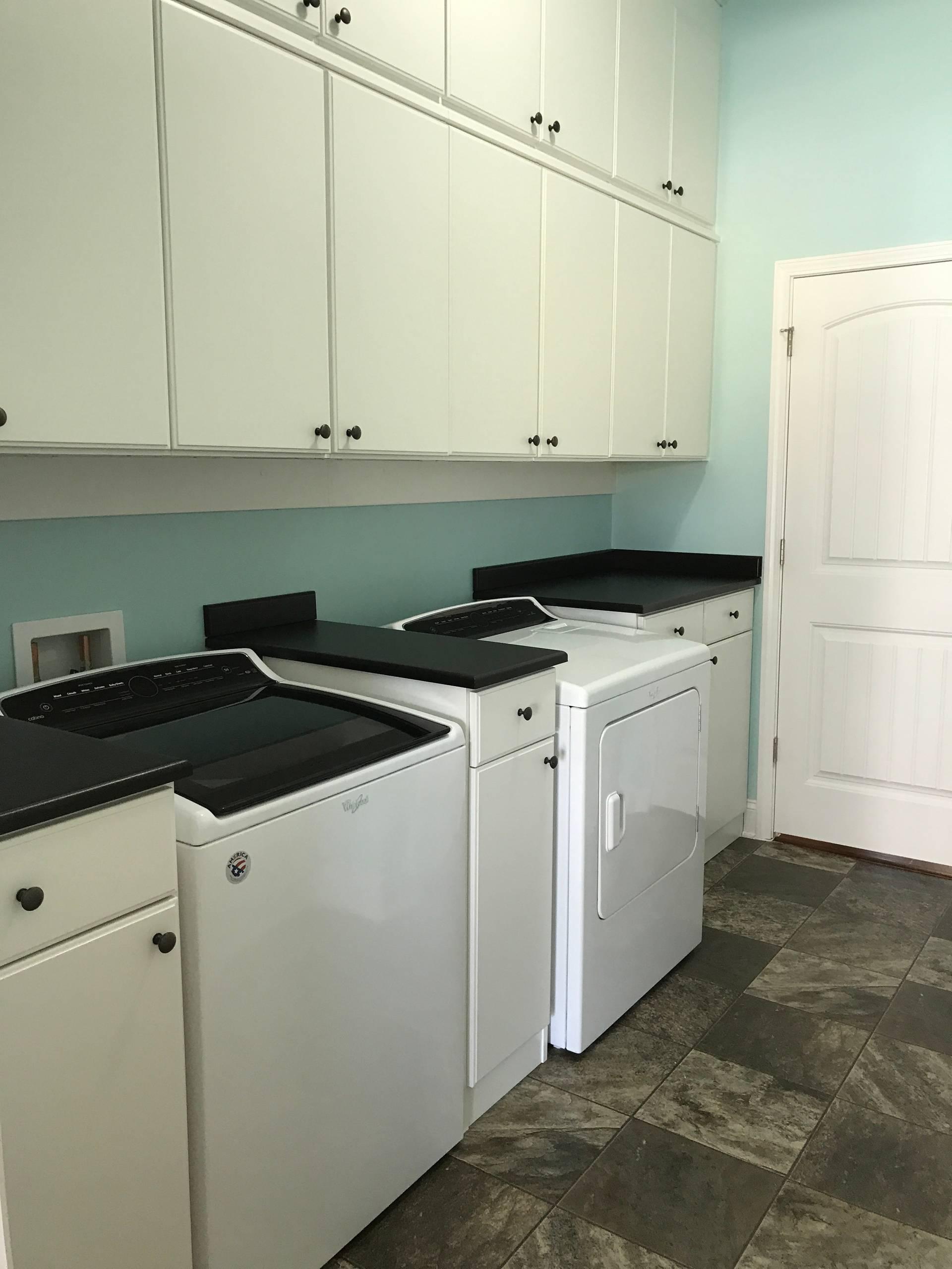 Laundry Room in Greer, SC
