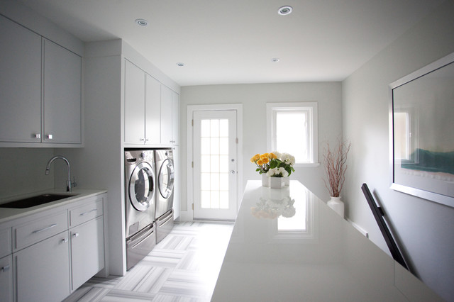 Modern Laundry Rooms laundry room