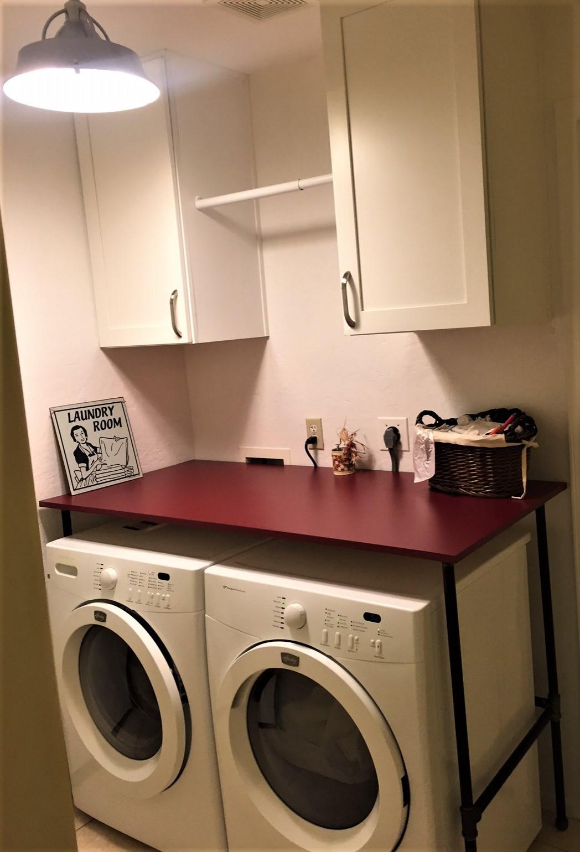 Laundry Room Made NEW