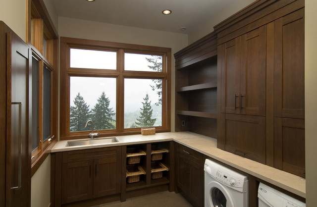 Laundry Room Modern Laundry Room Vancouver By Old