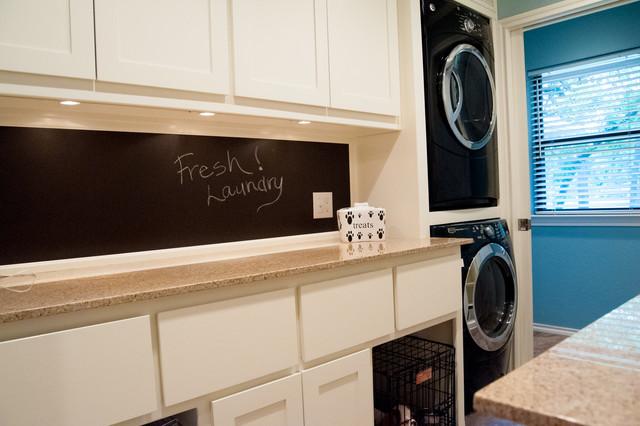 Laundry Room Roanoke traditional-laundry-room