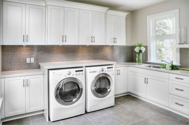Laundry Room transitional-laundry-room