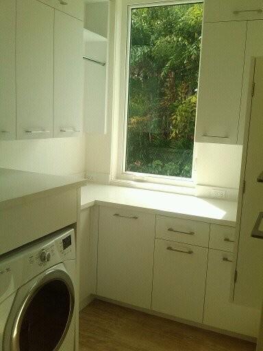 Laundry Room modern-laundry-room