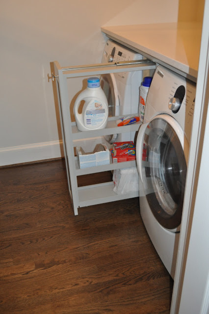 Laundry Room Update Traditional