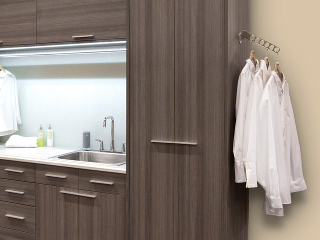 Laundry Room Valet - contemporary - laundry room - toronto - by