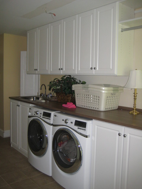 ... - Laundry Room - baltimore - by California Closets Maryland