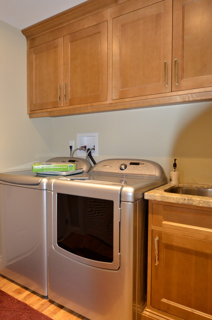 Laundry Rooms transitional-laundry-room