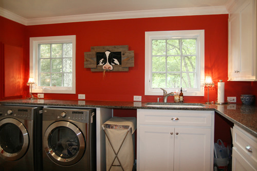 Counter Height Washer And Dryer : ... room! What is the height of the counter on top of washer and dryer
