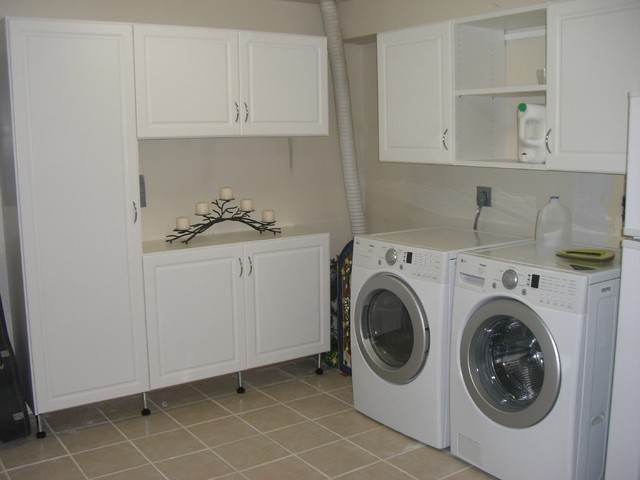 Laundry Rooms Modern Laundry Room Dc Metro By