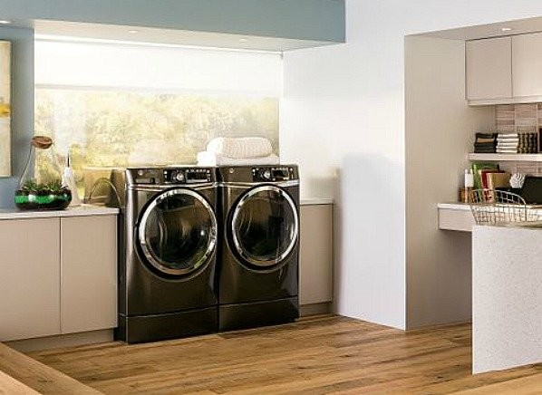 Laundry Spaces modern-laundry-room