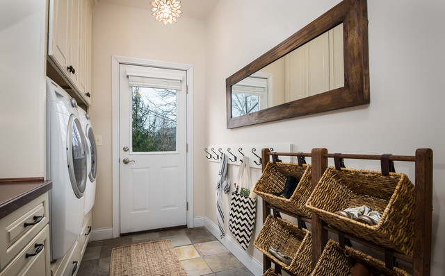 Room Of The Day Lovely Laundry Room Invites You To Stay