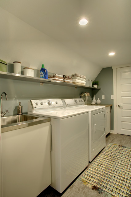 Local Real Estate contemporary-laundry-room