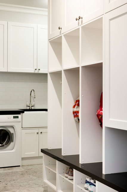 MA Residence transitional-laundry-room