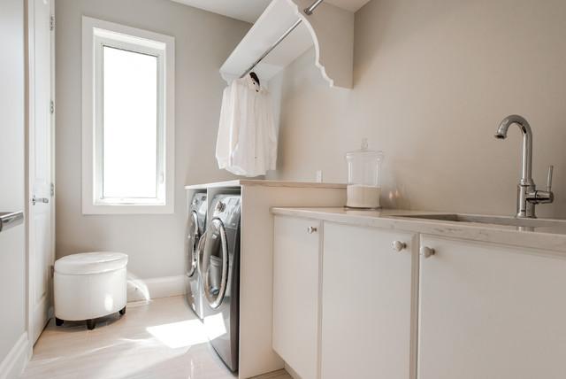 Maison Fine Homes & Interior Design traditional-laundry-room